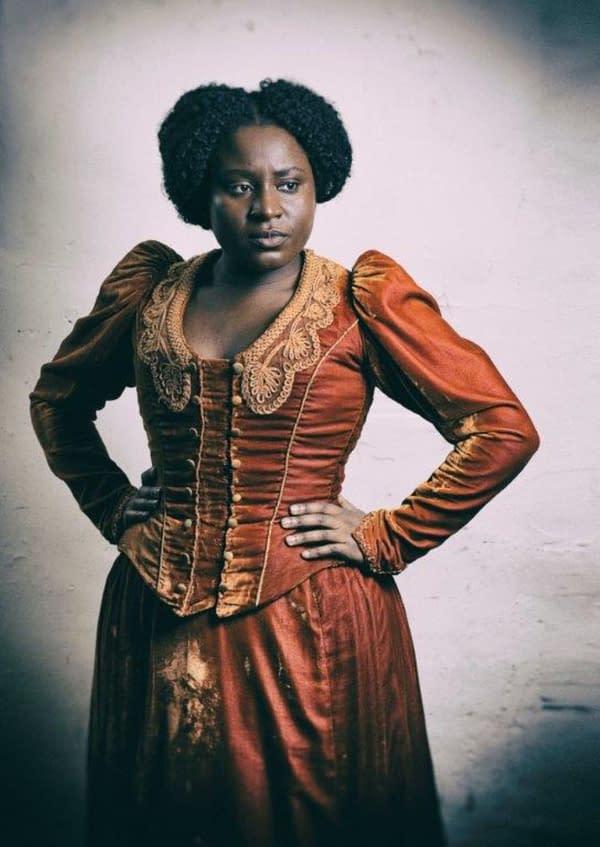 Susan Wokoma, On Her Desire to be in Black Panther 2