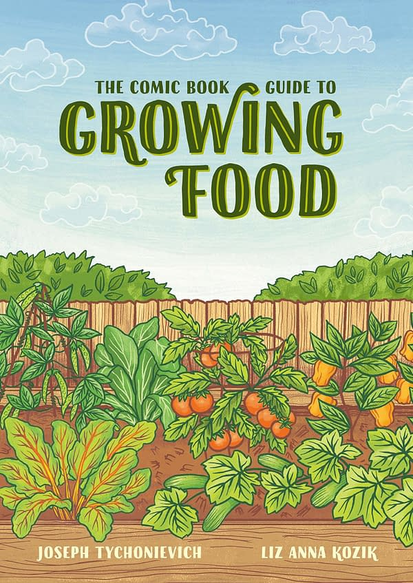 Now Gardening Gets A Graphic Novel In 2021