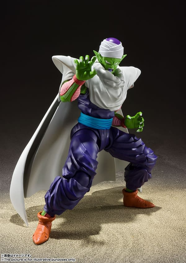 SH Figuarts Piccolo Dragon Ball Z Figure