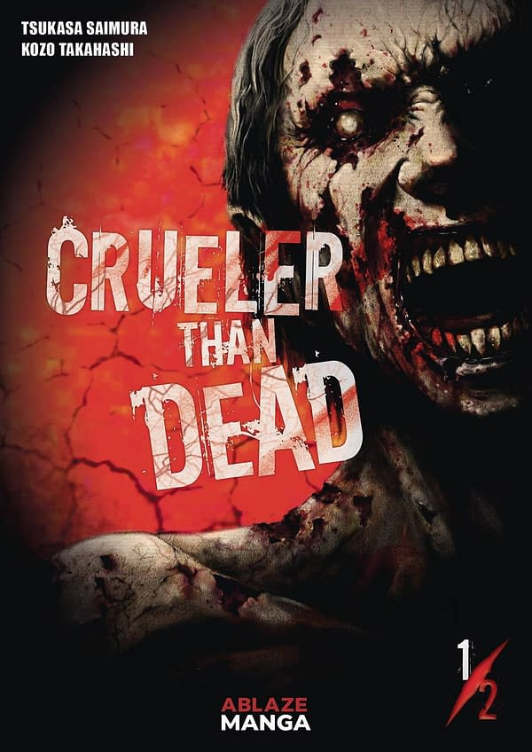 Cover image for CRUELER THAN DEAD GN VOL 01 (MR)