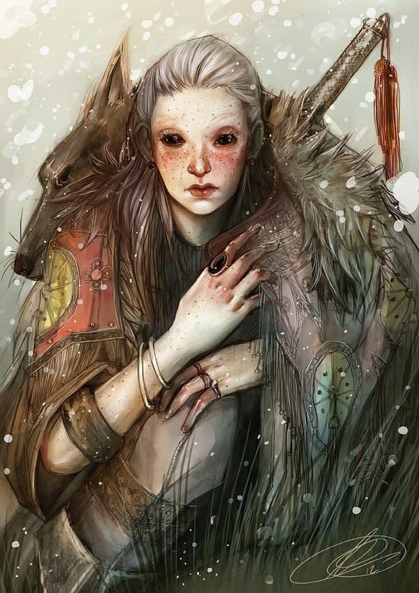 Anna Fitzpatrick - Between Worlds