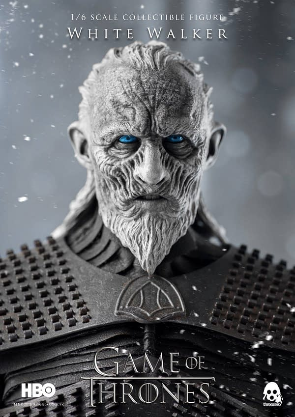 ThreeZero Game of Thrones White Walker 2