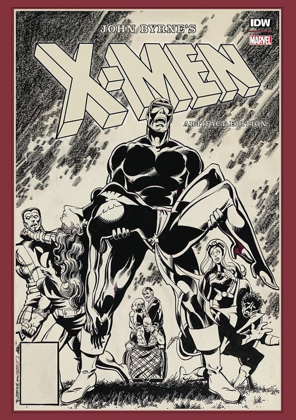 IDW Announce Better Terms For Comic Book Retailers – And An Artifact Edition of X-Men: Dark Phoenix Saga