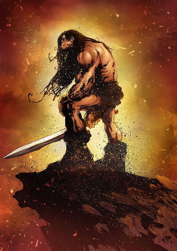 Now Leviathan Labs to Adapt Conan Into Comics Too