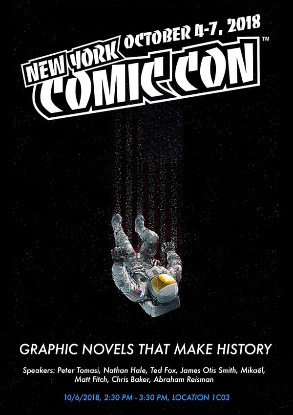 The Englishmen In New York: Matt Fitch and Chris Baker's Arrival Video at NYCC For Bleeding Cool