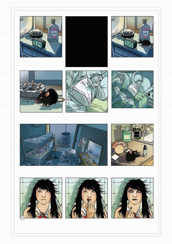 Priest Writes Vampirella for 50th Anniversary on Free Comic Book Day