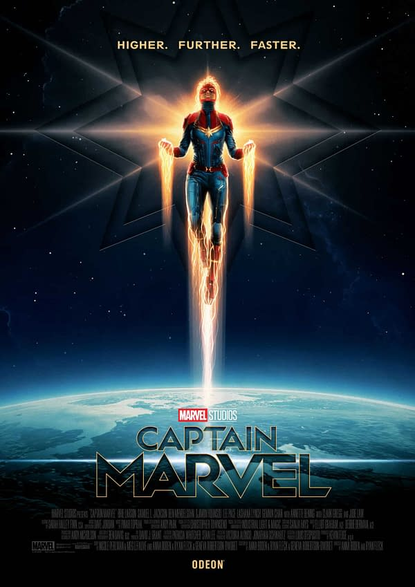 Shazam! and Captain Marvel Posters Up for Grabs