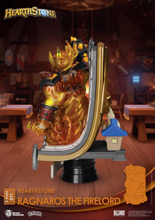 World of Warcraft Leeroy Jenkins Comes To Life with Beast Kingdom
