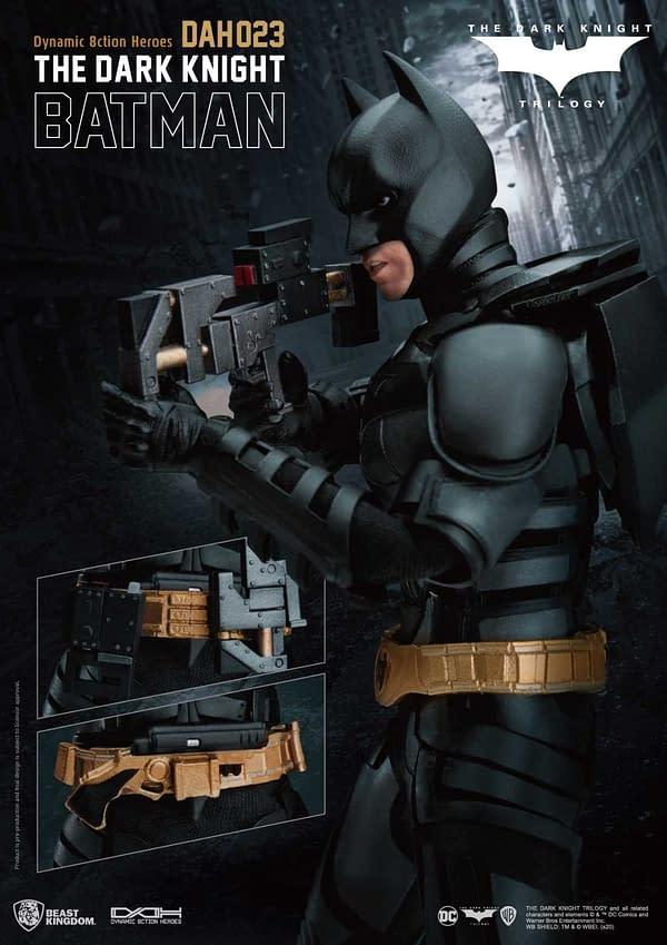 Batman The Dark Knight Beast Kingdom Figure