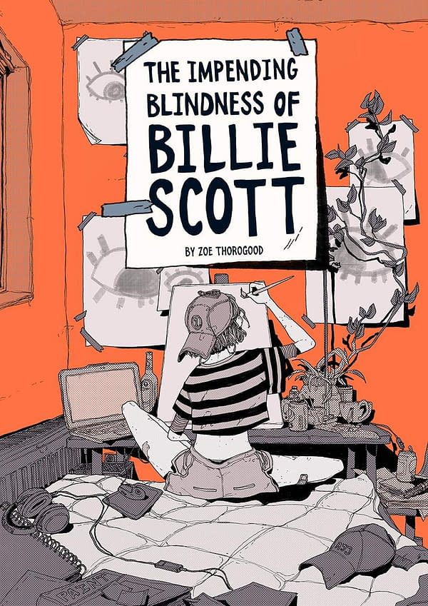 The Impending Blindness of Billie Scott by Zoe Thorogood.