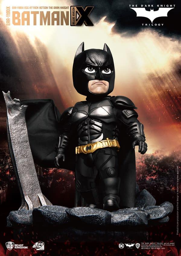 Batman The Dark Knight Gets New EAA Figure from Beast Kingdom