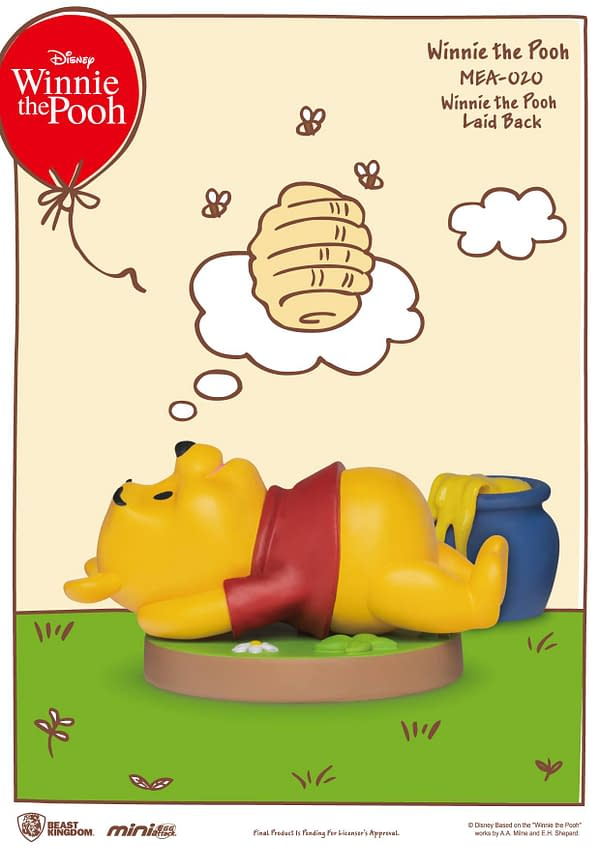 Winnie the Pooh and the Gang Get Figures from Beast Kingdom