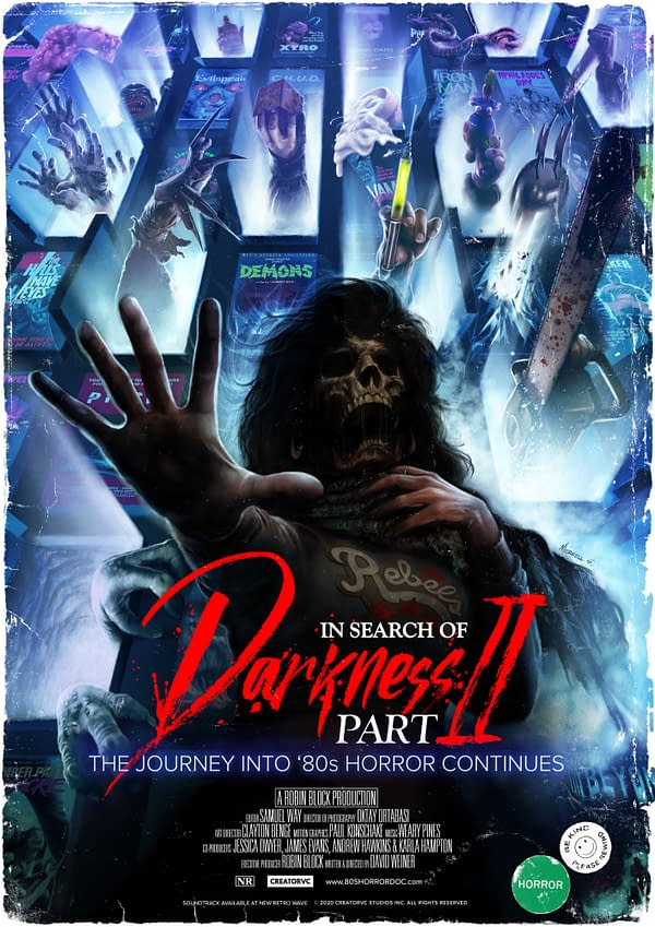 80's Horror Doc In Search Of Darkness Sequel Coming