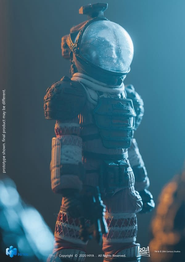 Alien Invades Hiya Toys Once Again With New 1/18 Figures