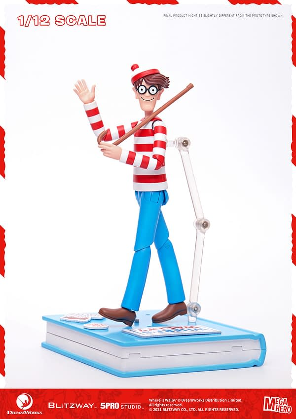 The Search For Waldo Continues With Blitzway