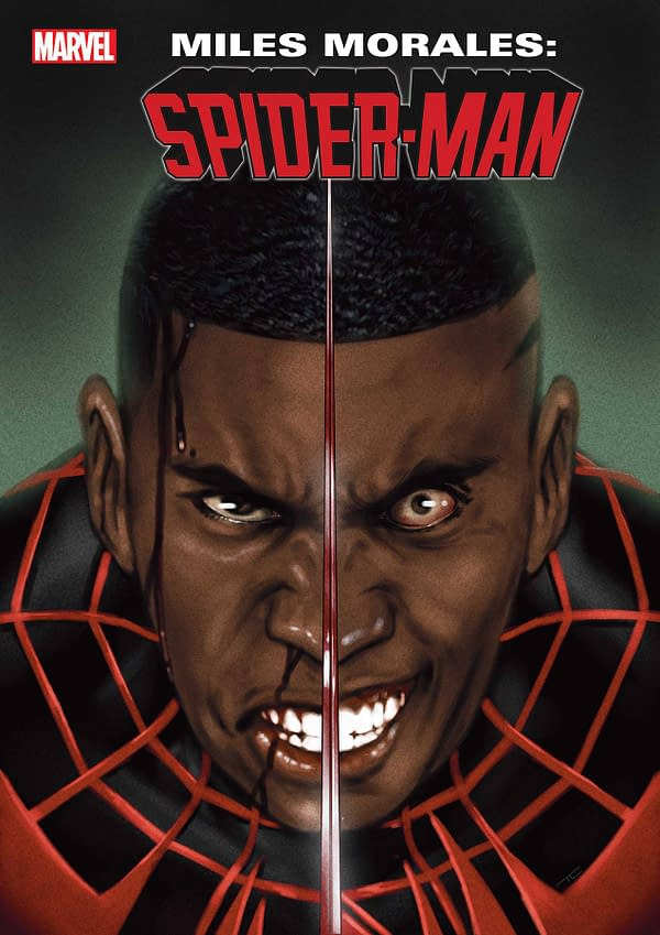 Cover image for MILES MORALES SPIDER-MAN #27