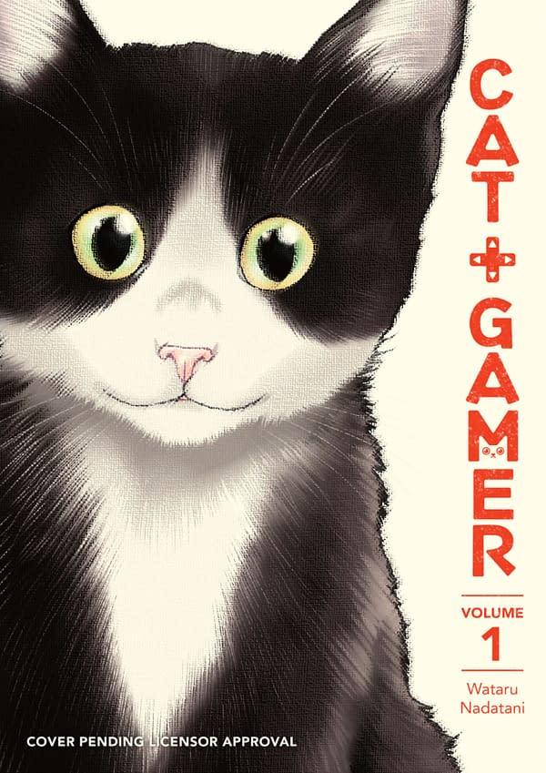 Cat + Gamer: Dark Horse to Publish Cat-Loving Manga in March 2022