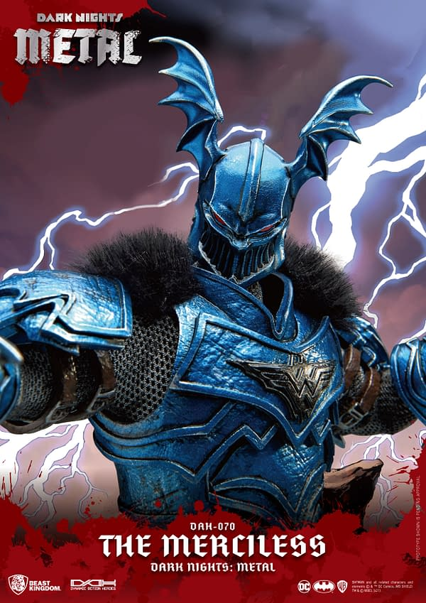 Batman The Merciless Conquers Your Collection with Beast Kingdom