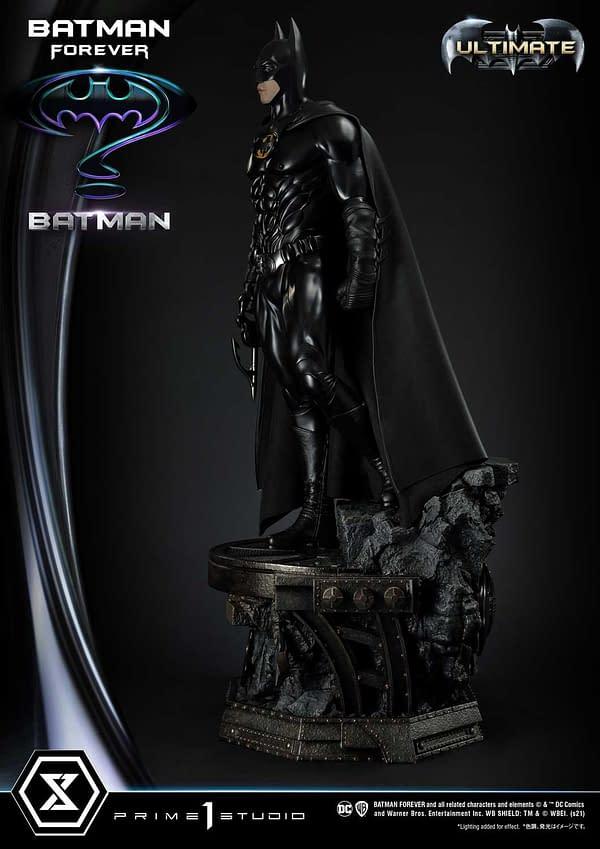 Val Kilmer Is Back with New Batman Forever Prime 1 Studio Statue
