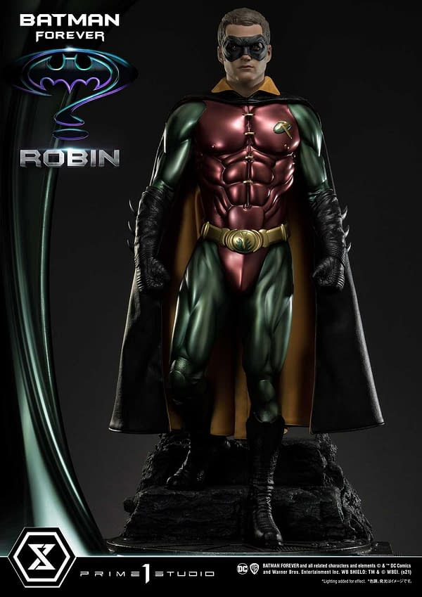 Batman Forever Robin is Back With New Prime 1 Studio Statue