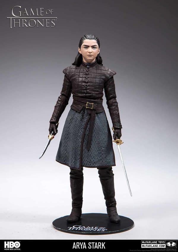 McFarlane Toys Game of Thrones Arya 1
