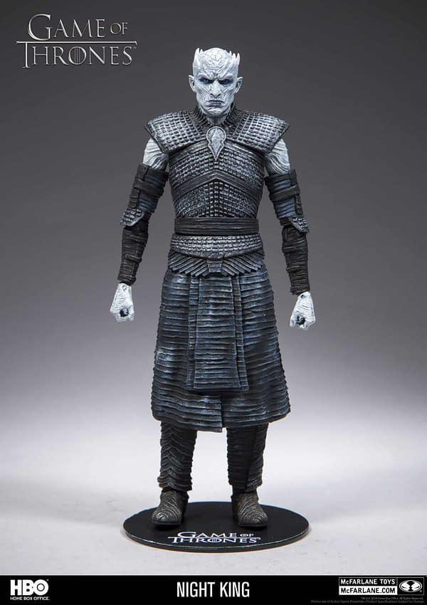 McFarlane Toys Game of Thrones Night King 1