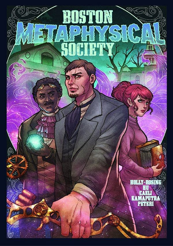 Oh, the Indie Horror: Boston Metaphysical Society & Nightmare Cafe