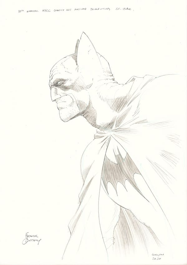 ReedPOP NYCC/MCM Annual Charity Art Auction Going Ahead Online