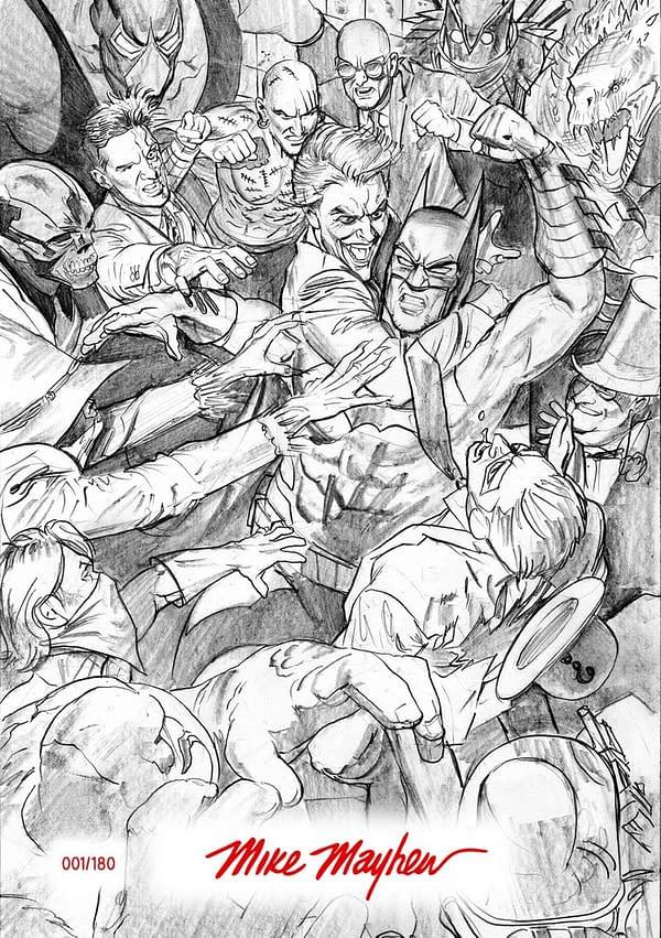 The Comic Mint Destroying Copies of Detective Comics #1000