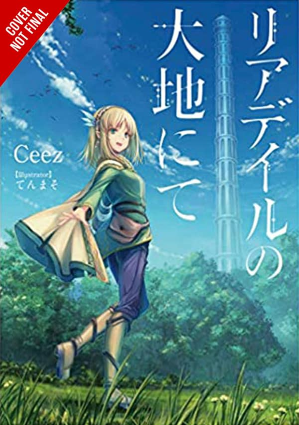 Yen Press Announces 4 Highly Anticipated Titles for October 2020