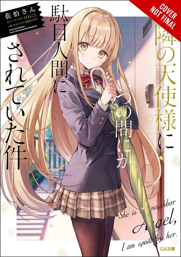 Yen Press Announces December 2020 Titles at Anime Expo Lite