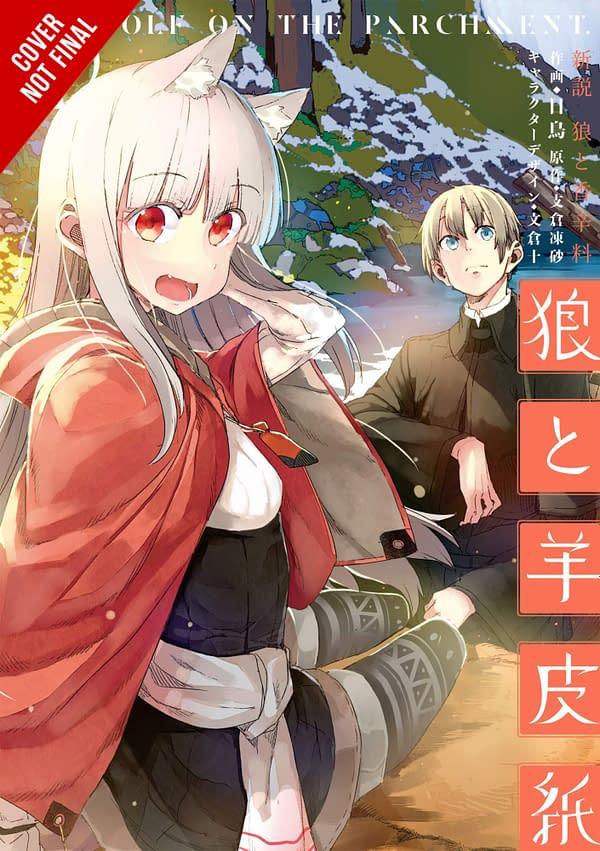 Yen Press Announces Six New Upcoming Titles