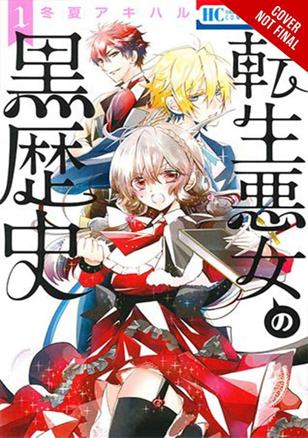 Yen Press Announces 13 New Manga and Light Novels