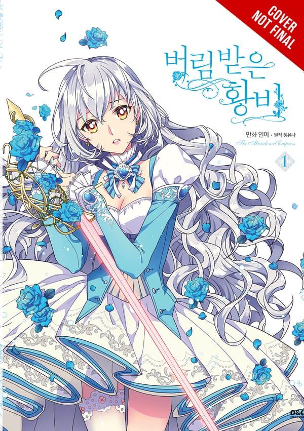 The Abandoned Empress: Yen Press to Publish Print Edition of Webtoon