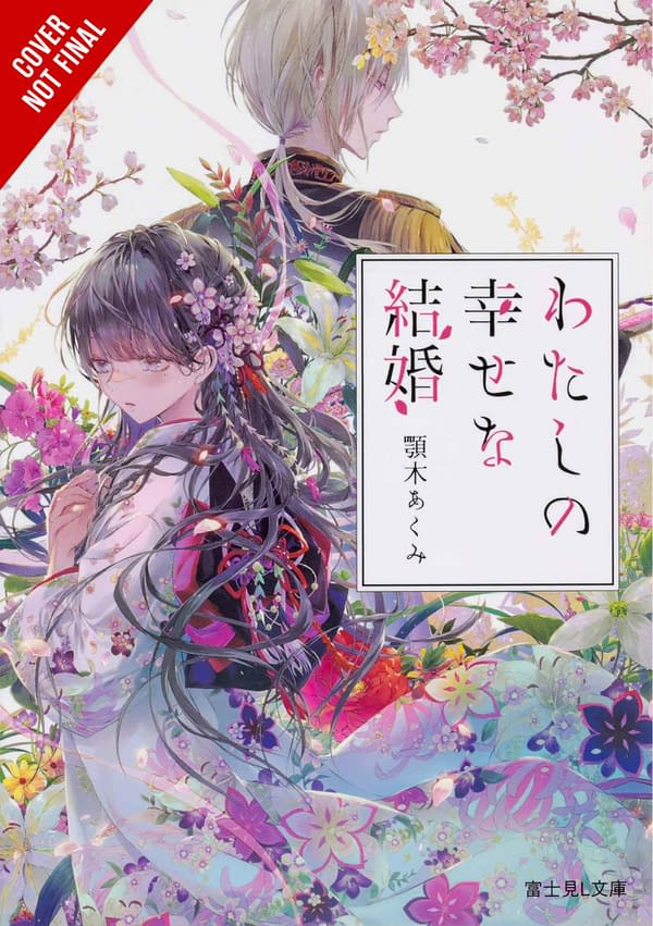 Yen Press Announces 5 New Titles for December 2021