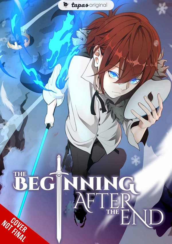 The Beginning of the End Webcomic Gets Yen Press Print Edition
