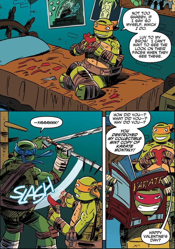 TMNT New Animated Adventures #10
