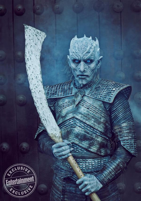 'Game of Thrones' Night King Vladimír Furdík Speaks; Motivation, Training, [SPOILERS]