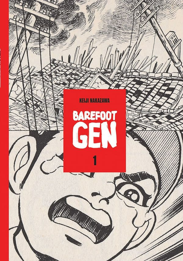 Barefoot Gen: What Nuclear War Looks Like to a 6 Year Old