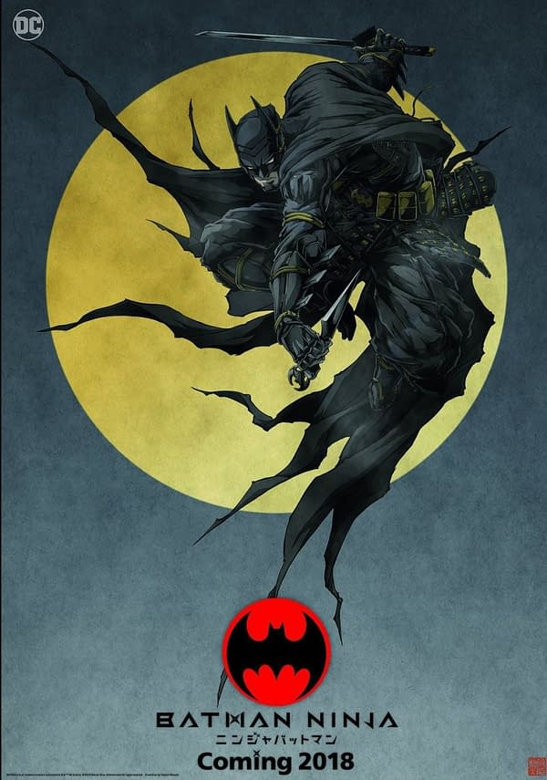 NYCC: How East And West Came Together For 'Batman Ninja'
