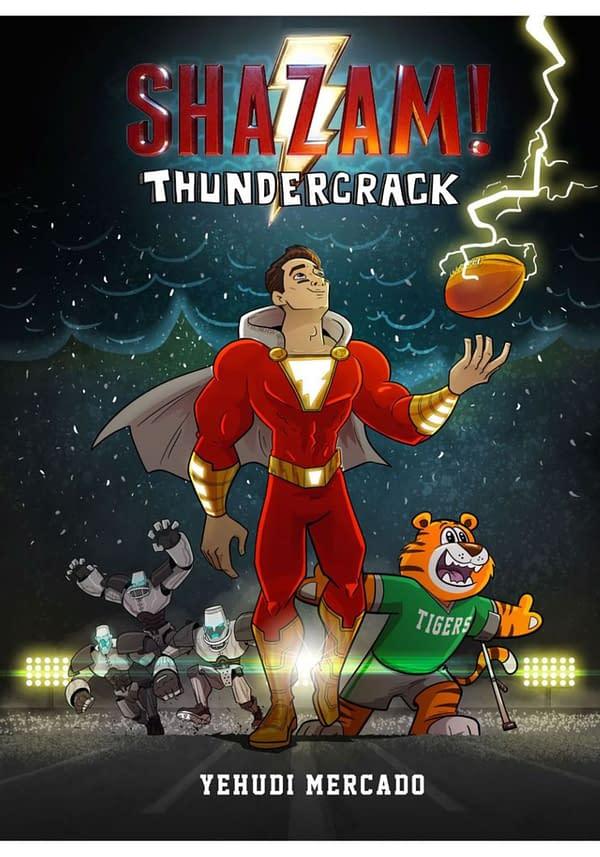 Official: DC Publish Sequel To Shazam! Called Shazam! Thundercrack