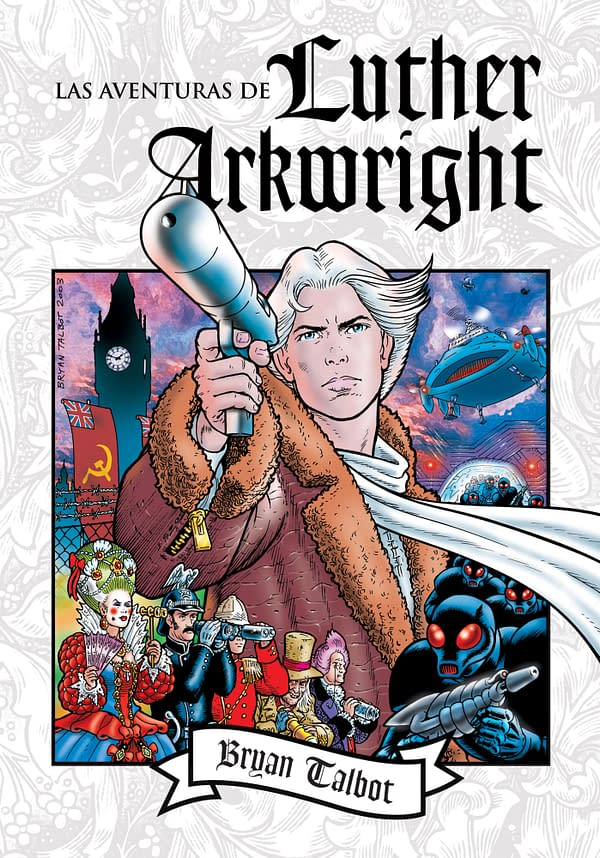 After Twenty Years, Bryan Talbot Brings Back The Legend of Luther Arkwright