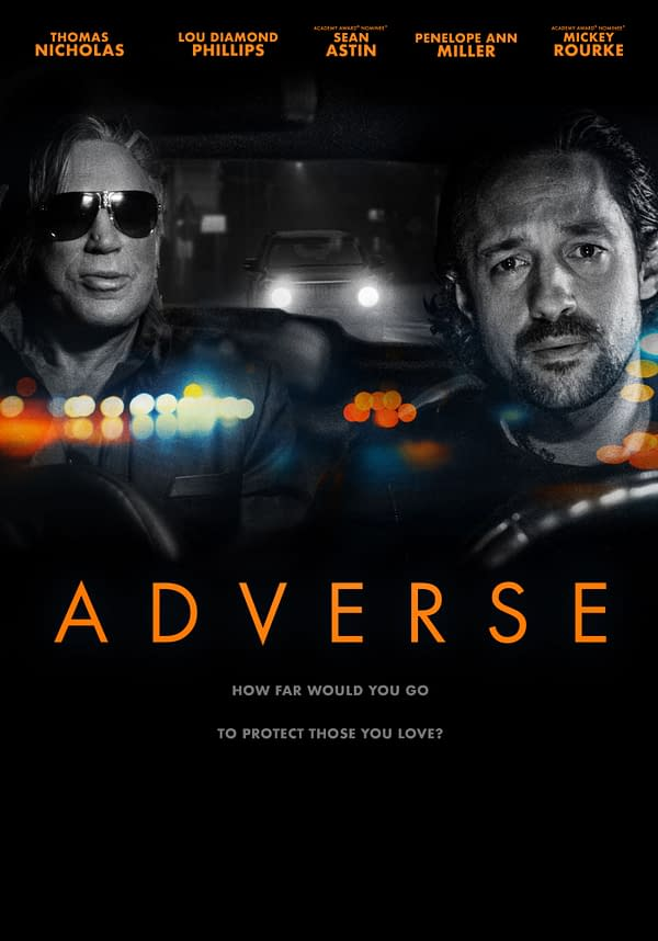 Trailer For New Mickey Rourke Film Adverse Drops, Out March 9th