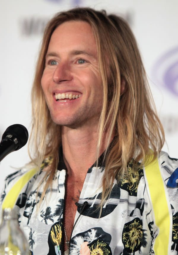 """Greg Cipes Talking Being Mikey on 'Ninja Turtles' & The Love For """"Ice Cream Kitty"""""""