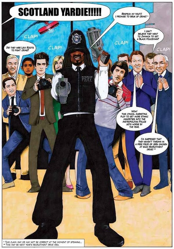 King's College, London Adds Scotland Yardie To MA English Degree