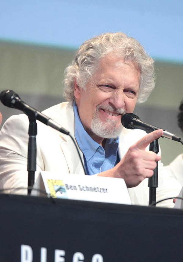 Duncan Jones Thinks Clancy Brown Should Be a Starship Captain