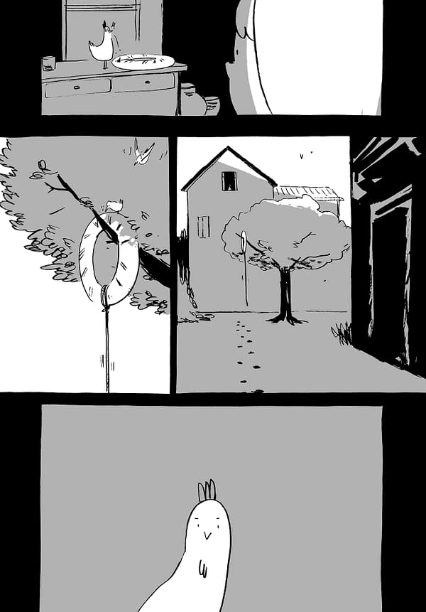 Umami – The Latest Comic From 'I Kill Giants' Co-Creator and Artist Ken Niimura