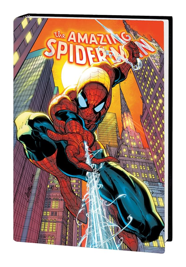 """Marvel Brings Back Classic """"Sins Past"""" Story in JMS Spider-Man Omnibus"""