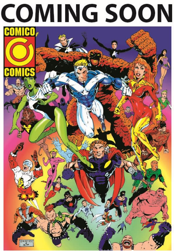Comico Comics - Coming Soon?