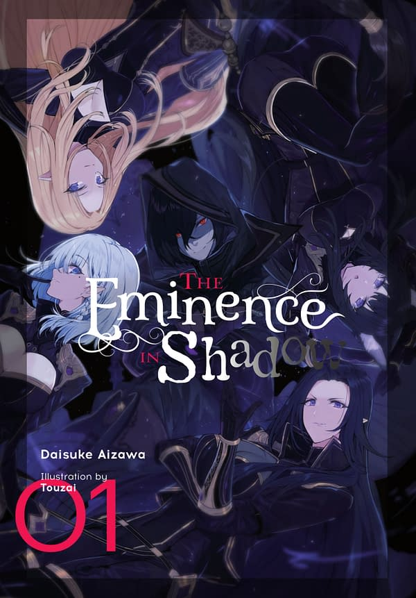 Yen Press Announces Full List of July 2020 Titles